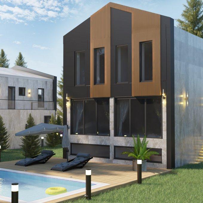 Инвестирай в луксозна жилищна сграда в затворен комплекс в София с фиксирана доходност 16%